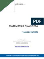 a Financiera_Tasas de Interes