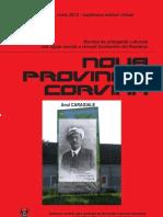 Noua Provincia Corvina Nr.63-1 Supliment Estival Virtual Iunie 2012