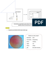 Data Pengamatan Vibrio Dan Proteus