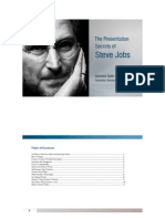 Go to Meeting Presentation Secrets of Steve Jobs