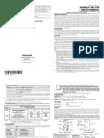 Honeywell 5817cb Install Guide