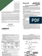 Honeywell 5817 Install Guide