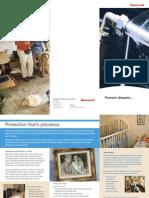 Honeywell 5821 Brochure