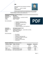 Hamids CV