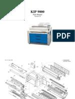 KIP 9000 Parts Manual Ver 2 0