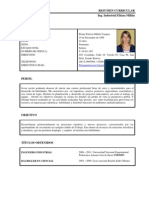 CV Eliana Millan.
