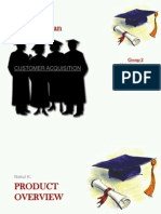 Assignment 2 - Student Loan - Customer Acquisition System - Group 2