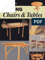 Making Chairs & Tables