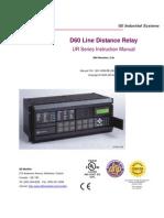 Ge - D60 Relay