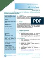 Outbreak Guideline