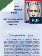 Władimir Władimirowicz Putin