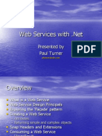 Web Services With .Net