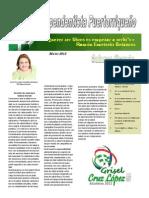 Periódico PIP Sabana Grande edición Mayo 2012