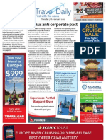Travel Daily for Tue 07 Feb 2012 - Air Australia, departures, Scoot, Starwood, UU, Viva!, QF/SAA and much more