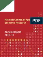 NCAER Annual Report 2011
