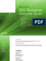 EDI Notepad Guide