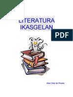 LITERATURA IKASGELAN