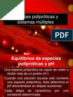 Especies polipróticas y sistemas múltiples Curso de química básica Sesion (27)