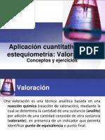 Aplicación cuantitativa de la estequiometría Curso de química básica Sesion (29)