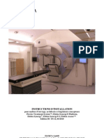 Radiothérapie Annexe 14 Elekta Instructions Installation