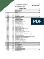 Catalogo Cuentas