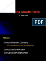 09 - Managing Growth Phase