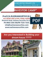 Free Investor Camp
