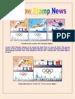 Rainbow Stamp News June 2012