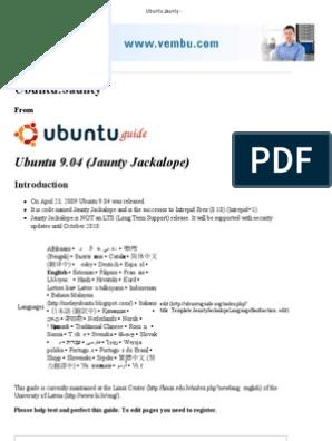 Ubuntu Guide   Ubuntu (Operating System)   Secure Shell