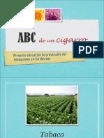 ABC Del Tabaco.