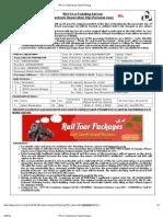 Irctc Ltd,Booked Ticket Nnnnnnnnnnnnnn