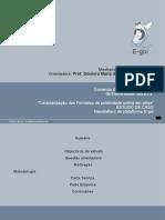 Newsletters, um caso de estudo do panorama Português