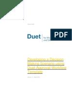 Duet Work Flow Pattern
