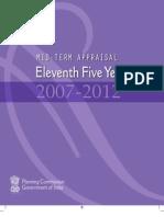 Mid Term Appraisal_11th Plan Full