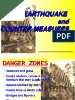 Earthquakes and Countermeasures