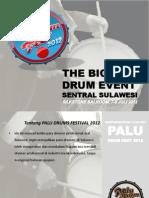 Presentation Palu Drums Fest