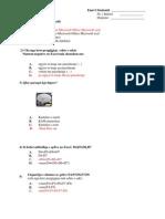 Test 1 Nga Biznesi Elektronik (Detyre e Shtepise)