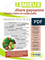 Tract Alimentation