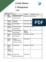B&M Course Outline 2012 Topics 1-5