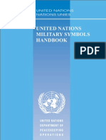 UN Military Symbols
