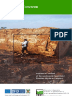Rapport Rem Imfleg Foret Cameroun