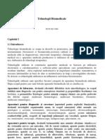 Tehnologii Bi Medic Ale Curs 1
