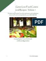 Gabriel Cousens - Rainbow Green Live Food Cuisine