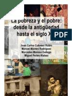 Unidad Didactica Sobre La Pobreza en La Historia