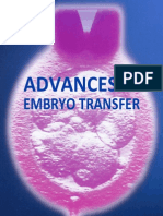 Advances Embryo Transfer
