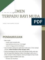 Slide MTBM