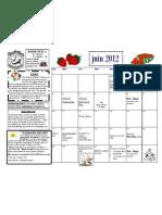 Newsletter.june.2012 Sullivan
