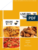 RESULTS Recipe Book