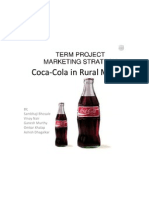 Coca-Cola in Rural Market