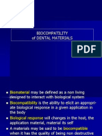 02. Bio Compatibility of Dental Material 2012